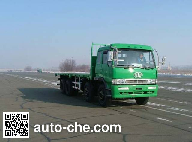 FAW Jiefang CA5310JZP4K2L5T4 container transport truck