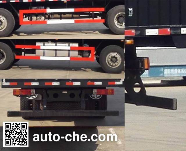 FAW Jiefang CA5310XXYP25K2L7T4E5A80 box van truck