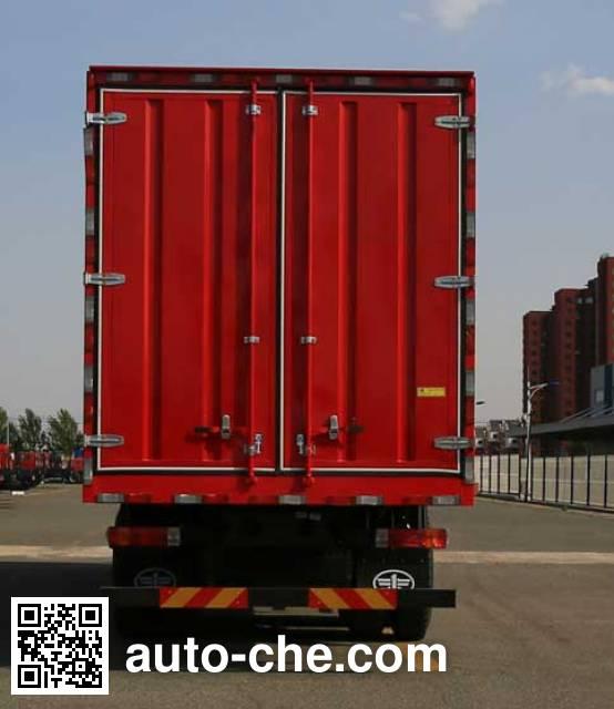 FAW Jiefang CA5310XXYP63K1L6T4E5 box van truck