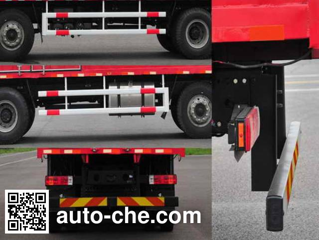 FAW Jiefang CA5310XXYP63K2L6T4A1E diesel cabover box van truck