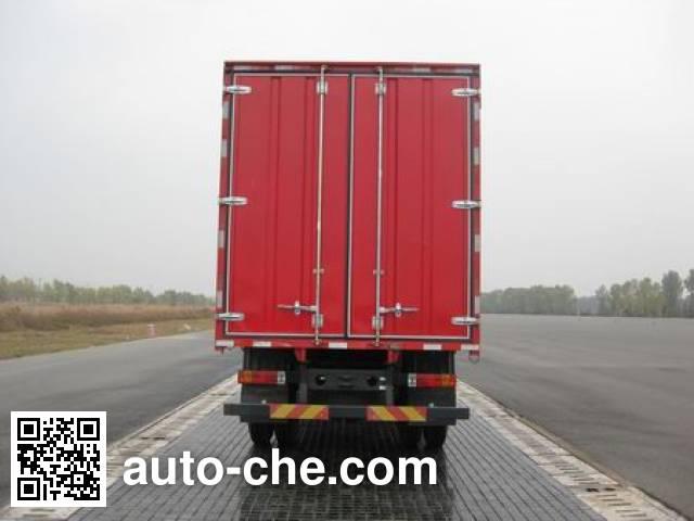 FAW Jiefang CA5160XXYP62K1L4A1E diesel cabover box van truck