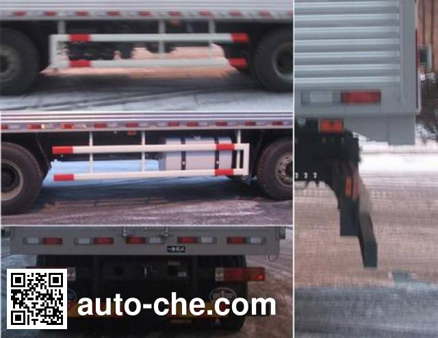 FAW Jiefang CA5310XYKP63K2L6T4E5 wing van truck
