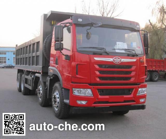 FAW Jiefang CA3310P1K2L3T4E5A80 diesel cabover dump truck