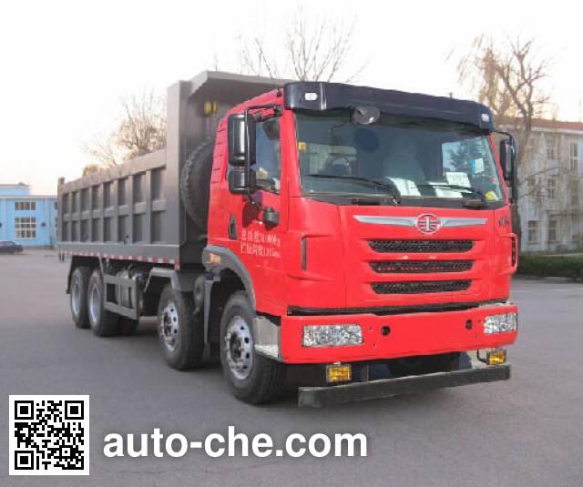 FAW Jiefang CA5310ZLJP2K2L5T4E5A80 dump garbage truck
