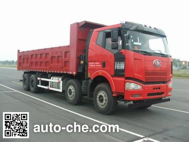 FAW Jiefang CA5310ZLJP66K2L6T4E4 dump garbage truck