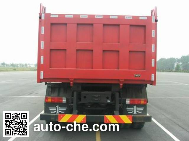 FAW Jiefang CA3310P66K2L4T4E4 diesel cabover dump truck