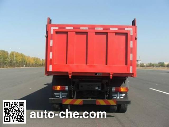 FAW Jiefang CA3310P66K2L7T4E4 diesel cabover dump truck