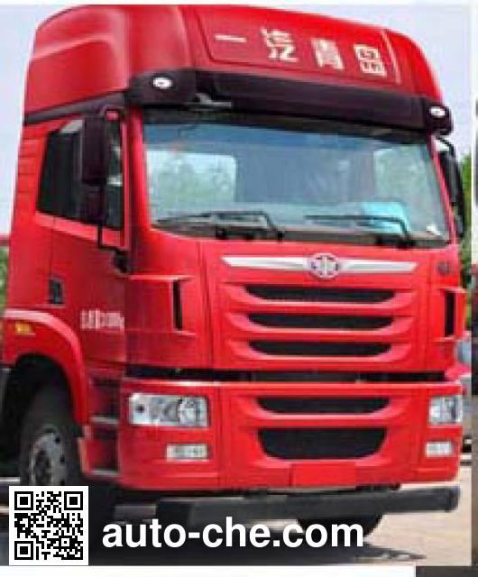 解放牌CA5313CCQP2K15L7T4NA80畜禽运输车