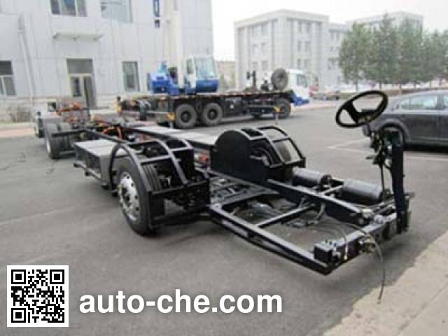 FAW Jiefang CA6100CREV82 electric bus chassis