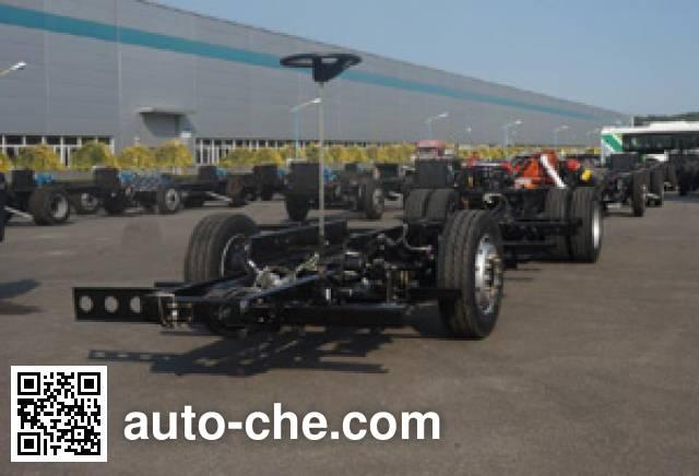 FAW Jiefang CA6100CRHEV21 hybrid bus chassis