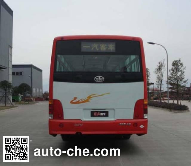 解放牌CA6110UFN51F城市客车
