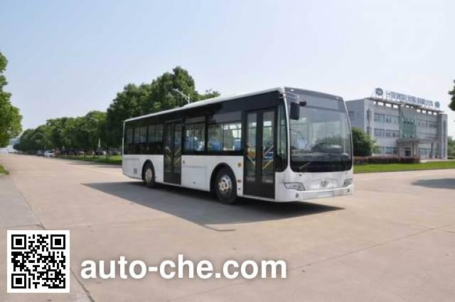 解放牌CA6110URBEV81纯电动城市客车