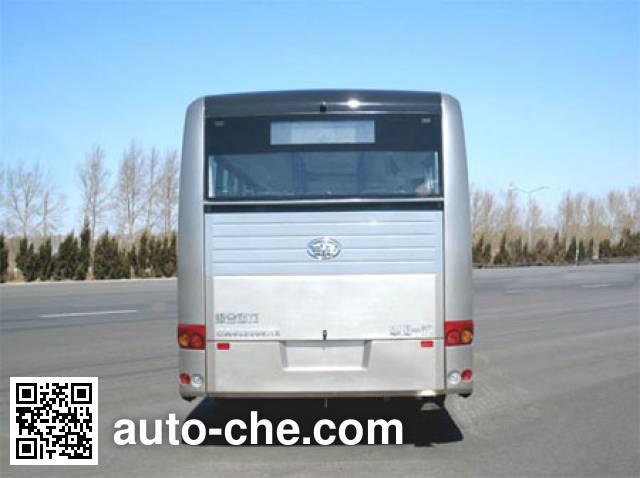 解放牌CA6120URH1混合动力城市客车