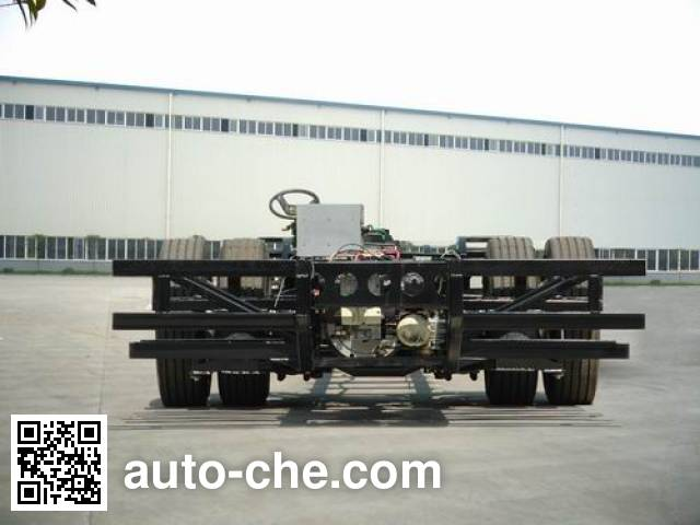 FAW Jiefang CA6122CREV23 electric bus chassis