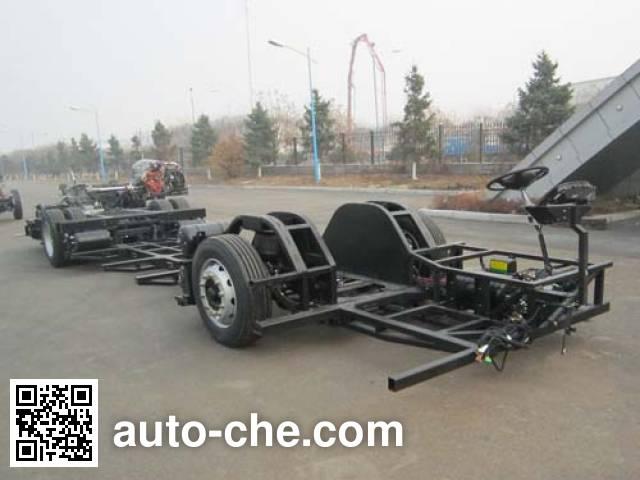 FAW Jiefang CA6121CRHEV1 hybrid bus chassis