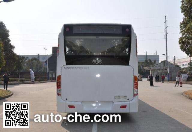 解放牌CA6121URBEV81纯电动城市客车