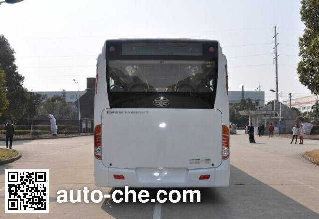 FAW Jiefang CA6121URBEV81 electric city bus