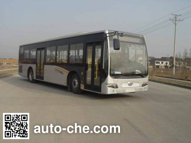 解放牌CA6121URD81城市客车