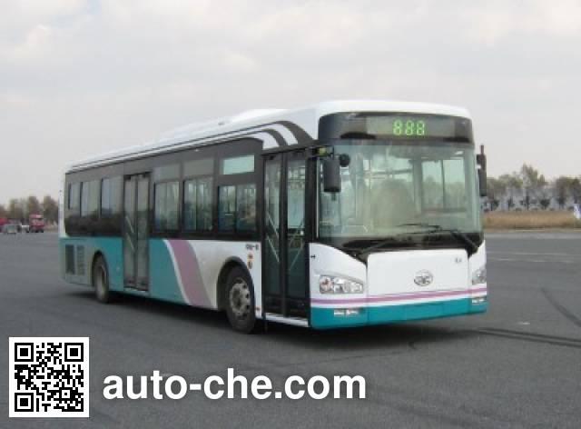 解放牌CA6121URHEV1混合动力城市客车