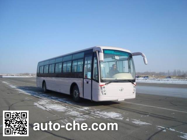 FAW Jiefang CA6123TH2 long haul bus