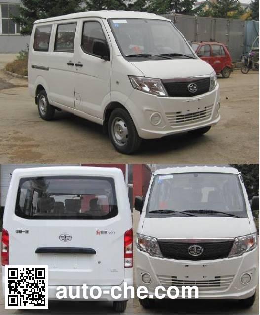 FAW Jiefang CA6402A09 MPV