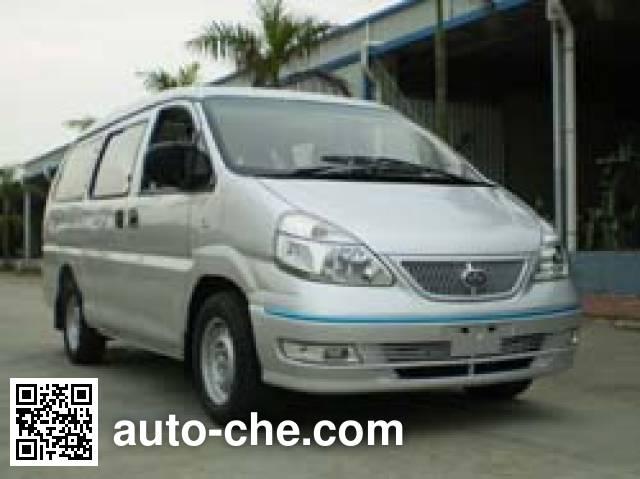 FAW Jiefang CA6500CN3 dual-fuel MPV