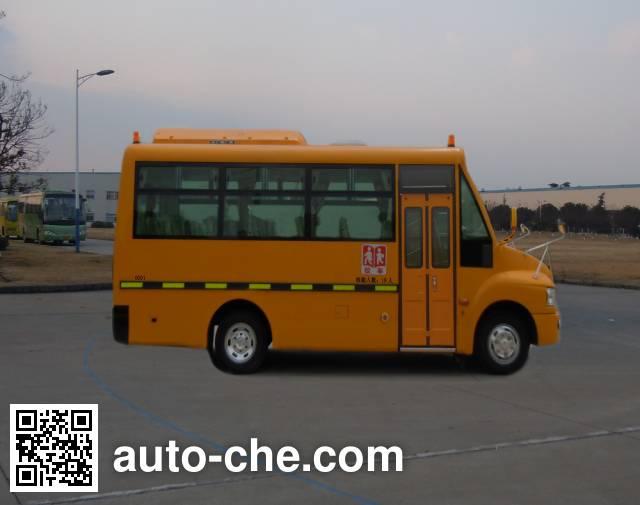 FAW Jiefang CA6560PFD81N preschool school bus