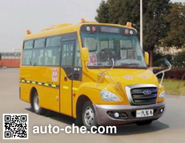 FAW Jiefang CA6561PFD81N preschool school bus