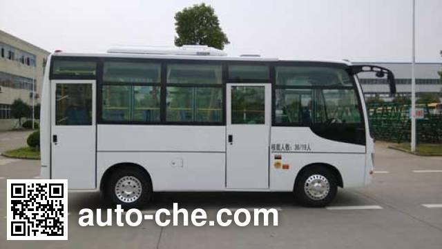 解放牌CA6600UFD81Q城市客车