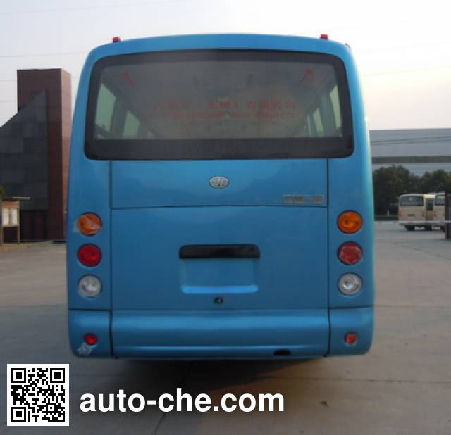 解放牌CA6660UFD81Q城市客车