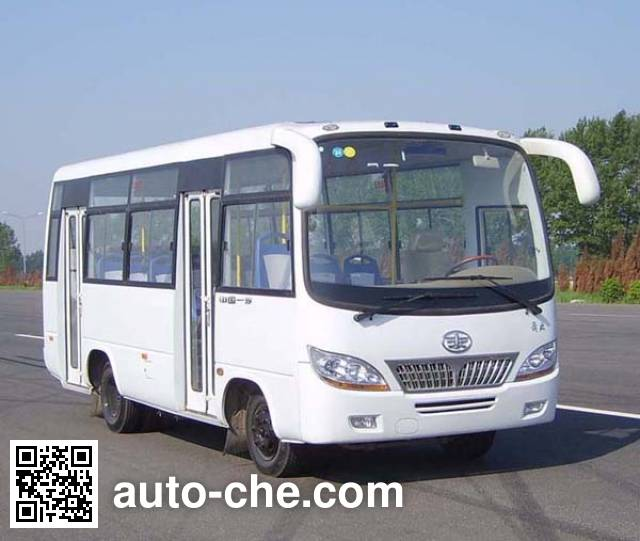 解放牌CA6660UFD51E城市客车