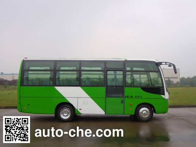 解放牌CA6660UFD80Q城市客车