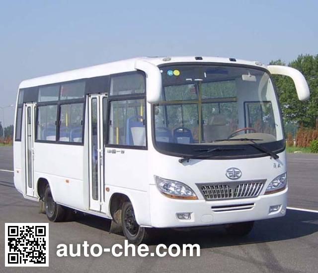 解放牌CA6660UFN51F城市客车