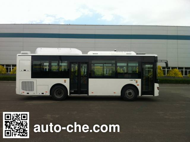 FAW Jiefang CA6930URHEV22 hybrid city bus