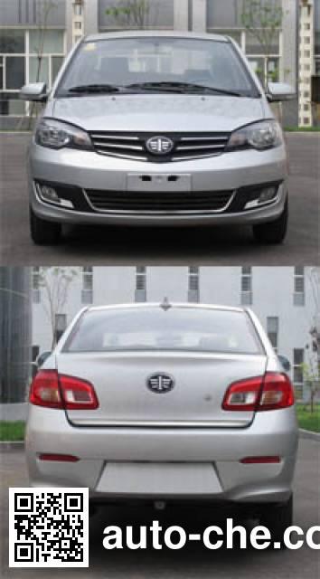 FAW Vita CA7160UE4M dual-fuel car