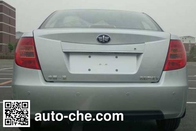 FAW CA7155PHEV3 hybrid car