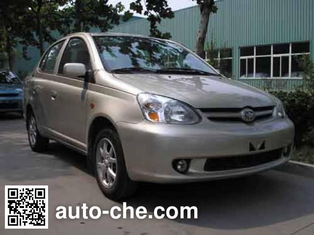 FAW Vela CA7166UE3 car