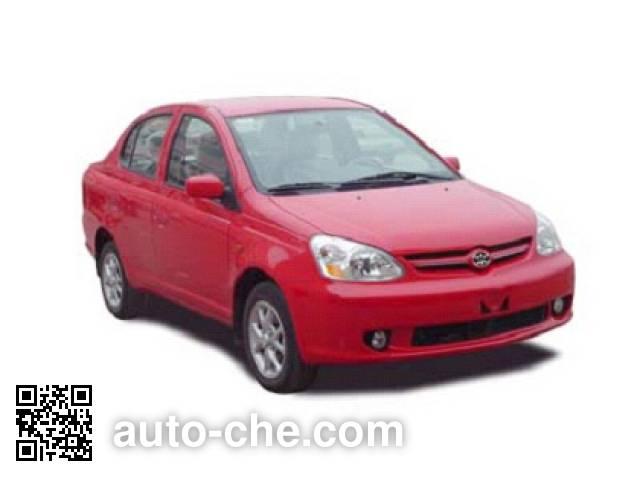FAW Vela CA7156UM dual-fuel car