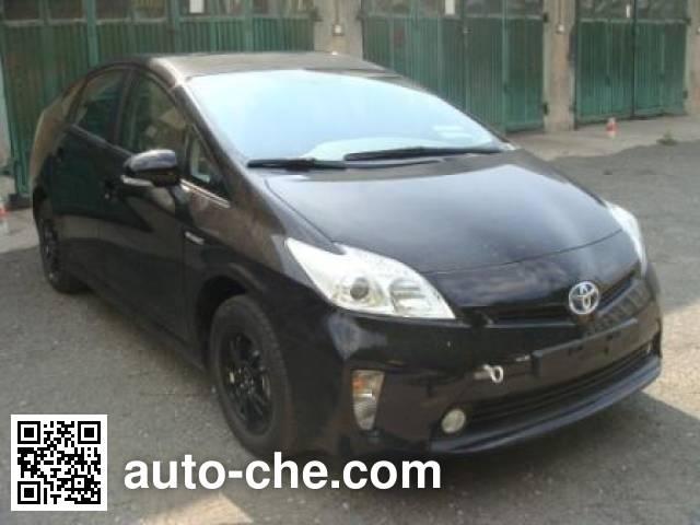 Toyota CA7180CHEVBE5 hybrid car