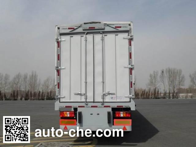 FAW Jiefang CA9281XYK wing van trailer