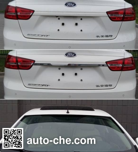 Ford CAF7154M5 car