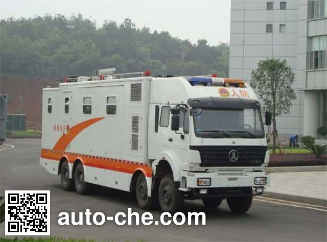 Tianzhushan CAJ5230YZH emergency command vehicle