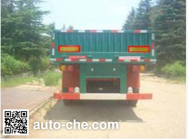 Tianzhushan CAJ9400 trailer