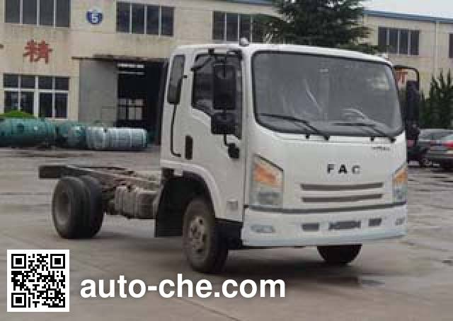 FAW FAC Linghe CAL1040DCRE4A truck chassis