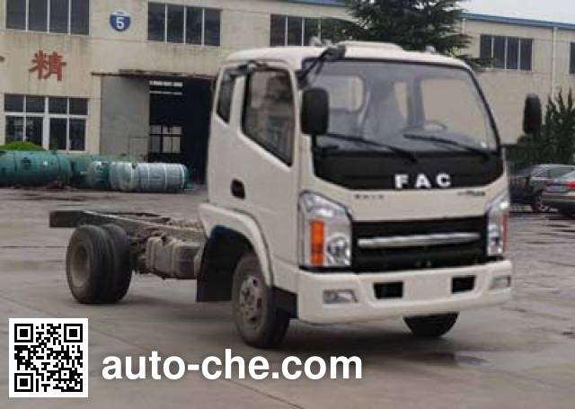 FAW FAC Linghe CAL1040PCRE5 truck chassis