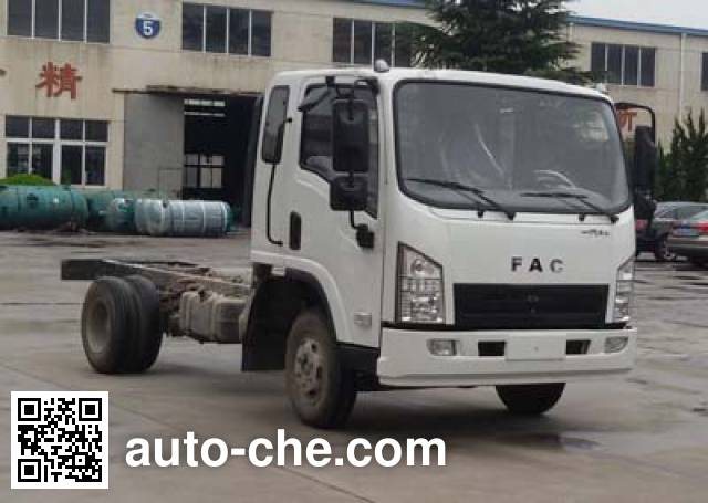 FAW FAC Linghe CAL1050DCRE4 truck chassis