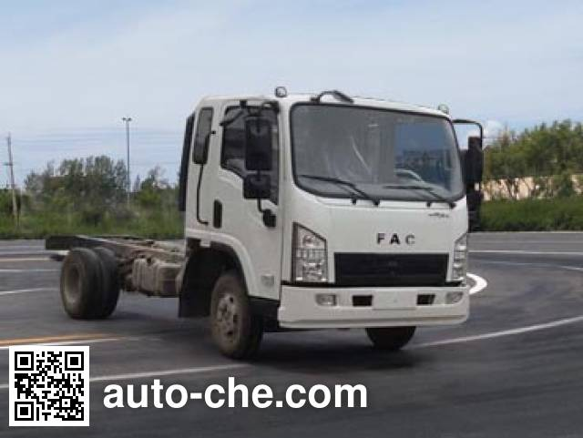 FAW FAC Linghe CAL1081DCRE5 truck chassis