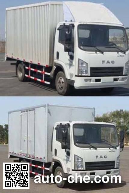 一汽凌河牌CAL5041XSHDCRE4A售货车