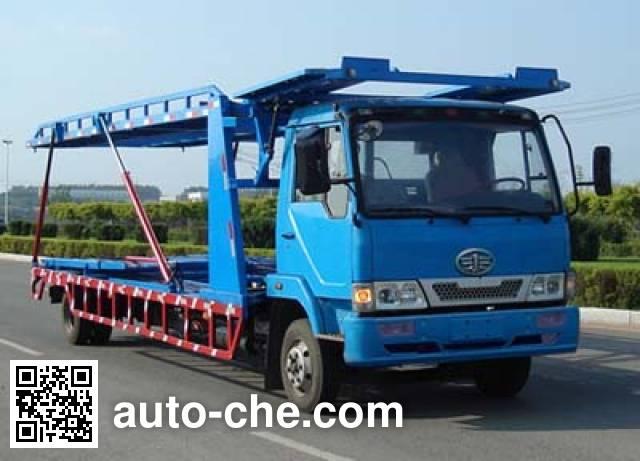 FAW FAC Linghe CAL5161TCLPK2L6E car transport truck