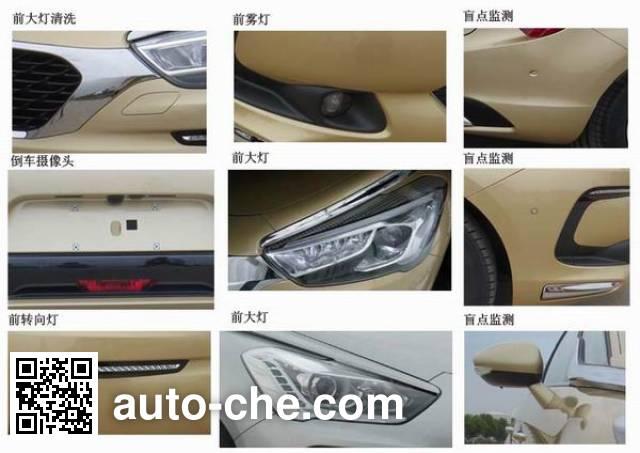 DS CAP7160EAC1 car